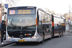 Qlink 3401 ZZ-94-70 (Olga and Peter) Tags: mercedes nederland thenetherlands 15 groningen capacity 3401 qlink qbuzz zz9470 gimg11237