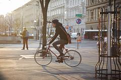 Vienna Cycle Chic (Vienna Cycle Chic) Tags: vienna wien fashion bike bicycle cycling austria österreich biking bici bikelane chic velo fahrrad cykel oesterreich cykling bicycleculture cyclechic stephandoleschal