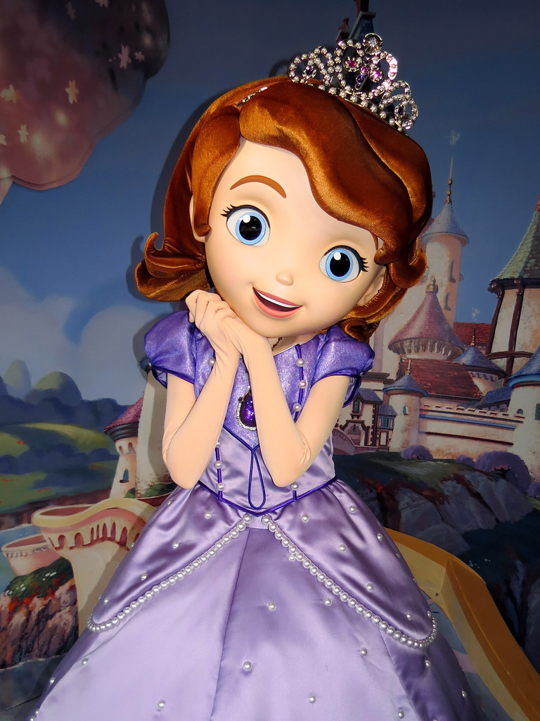 The world 39 s best photos of disneycharacters and sofia - Princesse de walt disney ...