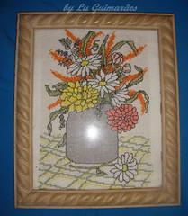 DSC03851 (Artesanato com amor by Lu Guimaraes) Tags: artesanato fuxico trico crochê {vision}:{text}=0656 {vision}:{outdoor}=0686 byluguimarães