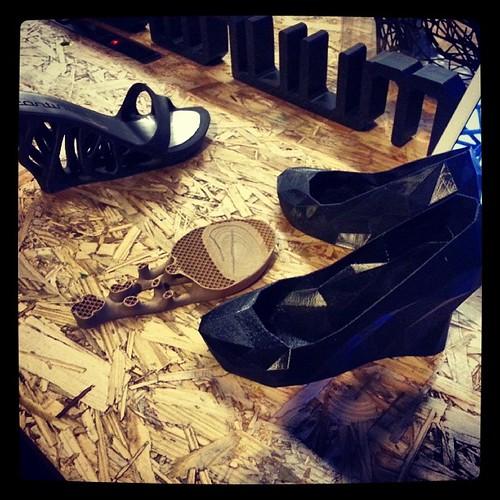 #ContinuumShoes #3Dprinted #smwnyc #nokia #3dprinter #Continuum #future #AgeofAbundance #makerbot