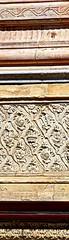 V&A, Kensington, London (teresue) Tags: uk greatbritain england london museum unitedkingdom knightsbridge ornament va kensington bookmark victoriaalbertmuseum 2013 albertopolis henrycolewing architerial