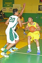 D_98171A (RobHelfman) Tags: sports basketball losangeles highschool narbonne playoff crenshaw jamespreston