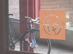 #有車騎的日子 (funkyruru) Tags: postprocessed bike taiwan cycle fixie fixedgear taipei hawkeye pista trackbike riza rizahawkeye sillgey 吼可愛 olympusomdem5 mzuikodigitaled75mmf18