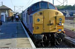 37040GB_290899 (Catcliffe Demon) Tags: uk railtour railways northlondon englishelectric ews rosters eetype3 ukrailimages1999 class370 englishwelshscottishrailway