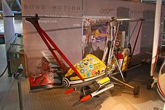 "WA-116 Autogyro ""Little Nellie"", Bond in Motion (Andrew-M-Whitman) Tags: james bond autogyro littlenellie wa116 bondinmotion"
