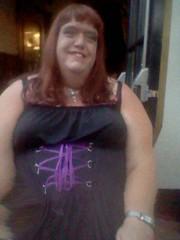 Goth Bitch (yvonnematthews258) Tags: tv cd mature sissy cuddly transvestite crossdresser cocksucker slutty openminded