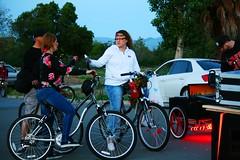 San Jose Bike Party April 2014 (Richard Masoner / Cyclelicious) Tags: party bike bicycle night cycling riding
