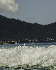 Wave at Cala Millor (Neil Patrick.) Tags: sea sky spain wave bluesky majorca calamillor neilpatrick potd:country=gb