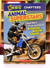 Animal Superstars (Vernon Barford School Library) Tags: new school dog pet cats pets dogs true animal animals kids cat reading book kid high amazing reader library libraries reads books read paperback groundhog national cover talent junior covers bookcover alexander middle stories superstar behavior chapter society vernon newman recent talents geographic aline bookcovers nonfiction paperbacks nationalgeographic behaviors chapters superstars readers groundhogs readingmaterial behaviour barford softcover nationalgeographicsociety behaviours readingmaterials vernonbarford nationalgeographickids softcovers humananimalrelationship 9780545536349