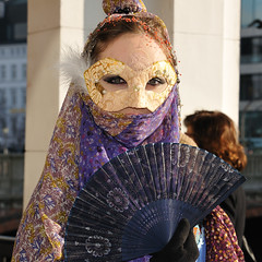 Maskenzauber an der Alster (Thaddus Zoltkowski) Tags: kunst fantasy venedig barock karneval masken verkleidet wenecja kostme maski maskenzauber maskenzauberanderalster maskenzauber2015