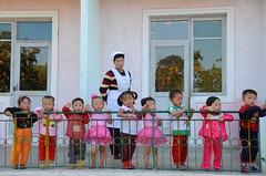 Chonsam Co-operative Farm (multituba) Tags: northkorea dprk