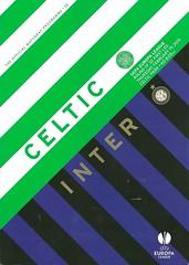 Celtic v Internazionale 20150219 (tcbuzz) Tags: italy milan club scotland football europa glasgow milano celtic uefa league inter programme