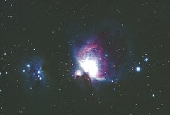 Test Shot - Sword of Orion Region (Phil Ostroff) Tags: astrophotography orion m42 astronomy ssag autoguider starshoot postroff1973
