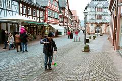 Miltenberg (Peter Gutierrez) Tags: street old city winter urban histor