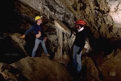 Paradise Cave shield (Chief Bwana) Tags: ca 35mm sierra 100views 200views cave nationalparks cavern sequoianationalpark speleothem wildcave paradisecave caveshield psa104 chiefbwana