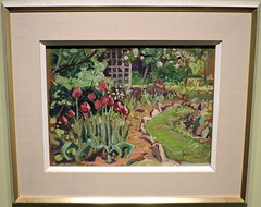 Our garden, Bedford Park Ave., Toronto (Will S.) Tags: ontario canada art gallery artgallery canadian trunks emilycarr mypics kleinburg aboriginalart canadiana groupofseven tomthomson mcmichael mcmichaelcanadianartcollection mcmichaelgallery