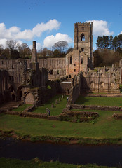 2016_05_0167 (petermit2) Tags: abbey nt yorkshire fountains fountainsabbey nationaltrust northyorkshire studleyroyal englishheritage studleypark riponstudleyroyalpark