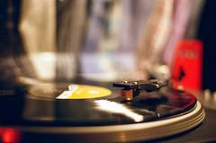 AT (e.m.alder) Tags: music film analog 35mm dof asahi pentax kodak bokeh vinyl player turntable depthoffield record 135 c41 ultramax gc400 pentaxp3 homedevelopment