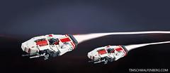 Vaygr Corvette (Tim Schwalfenberg) Tags: lego spaceship homeworld vaygr