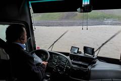 Day 4: On the Laugavegur trail (soumit) Tags: bus trek iceland august hike rivercrossing 2015 laugavegurinn laugavegurtrail trekis