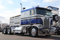 ATHS National 2016 (41) (RyanP77) Tags: aths truck show salem oregon peterbilt kw kenworth logger cabover pete freightliner marmon dump semi