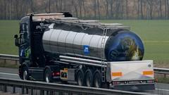 PL - Repinski >Tribute to Paul Walker< Scania R13 560 TL Streamline (BonsaiTruck) Tags: truck paul fast lorry camion walker trucks tribute airbrush scania streamline lastwagen lorries lkw r13 furios lastzug repinski
