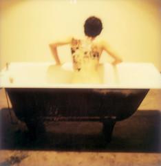Greffe (Mikah_Manansala) Tags: portrait film nude polaroid ishootfilm instant analogue slr680 impossible ilovefilm filmforever
