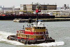 (Waterfront Alliance) Tags: event tugboat killvankull metropolitanwaterfrontalliance2016