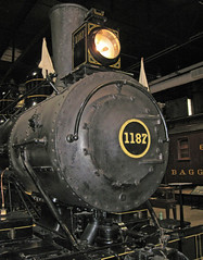 pennsylvania railroad museum 1187 steam engine engines locomotive locomotives consolidation class 280 train trains