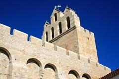 Les Saintes-Maries-de-la-Mer (Charles.Louis) Tags: pierre paca provence glise camargue clocher lessaintesmariesdelamer