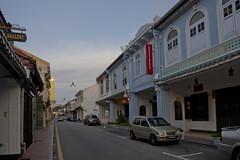 MYS052 The Baba House - Malacca - Malaysia (VesperTokyo) Tags: street building evening twilight asia dusk unescoworldheritagesite malaysia  melaka malacca