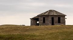 To Eke Out a Living (TigerPal) Tags: west abandoned farmhouse rural lost countryside farm forgotten archives prairie saskatchewan plains sask loverna oncewashome pallisertriangle