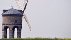 Chesterton (mitchell_dawn) Tags: windmill stone horizon sails arches historic againstthesky chestertonmill