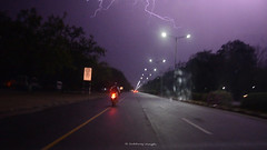 Lightning (Sukhraj.Singh) Tags: nikon lightning roads chandigarh nikond7000