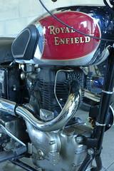 Royal Enfield JZ Bullet 1938 500cc OHV (Michel 67) Tags: classic vintage motorbike antigua antiguas moto motorcycle ancienne motocicleta motorrad cml vecchia motocicletas motocyclette clasica vecchie clasicas motociclette motociclete classik motocyklar motocicleti motocicletti