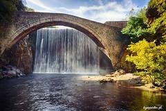 Palaiokaria (kzappaster) Tags: bridge waterfall samsung greece pancake 16mm hdr ifn stonebridge nx trikala thessaly mirrorless nx100 palaiokaria samsungnx samsungnx100 compactsystemcamera 16mmf24