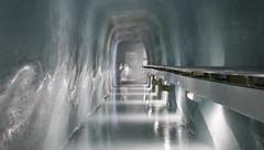 Ice corridor, Jungfraujoch, Switzerland (maxunterwegs) Tags: ice gelo schweiz switzerland suisse suiza corridor sua bern grindelwald eis hielo jungfraujoch glace