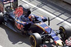 F1 Testing Spain 2016 (Adrian Brittlebank) Tags: barcelona canon 1 spain mark f1 testing formula 5d catalunya circuit motorsport 2016 redring