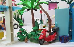 Harbor 35 (TimSpfd) Tags: playmobil harbor hotel diorama toys