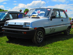 Le Car (Joe Folino ( LoopRunner )) Tags: classic cars car vintage french 5 renault le import carlisle nationals rare encore alliance