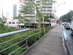 carro cai blumenau (3) (JAIME BLUMENAU SC) Tags: rio acidente capotamento blogdojaime caiunorio carrocaiunorio
