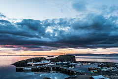 Sgandiseyjarviti (Fjola Dogg) Tags: sunset summer sky cloud clouds canon boats island harbor boat iceland islandia ship sumar sland midnightsun stykkishlmur islande btur izland btar sk islanda evropa islndia hfn baldur ijsland 50d slsetur islanti breiafjrur islando mintursl westiceland canon50d vesturland evrpa izlanda fjoladogg hlmurinn sgandiseyjarviti fjladgg islann breiafjararferjanbaldur