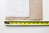 Measuring length of paper towels, nine inches (yourbestdigs) Tags: red white black macro building industry yellow closeup standing work construction inch long mark background steel nine objects nobody equipment tape numbers single instrument only precision meter distance length measure ruler contractor tool inches isolated dimensions measurement centimeter millimeter