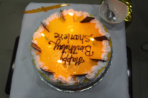 Employ's Birthday Celebration at West Highlander Immigration  Chandigarh