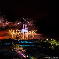 AFM1181_005187.jpg (AFM1181) Tags: 2016 afm1181 fireworks kuwait kuwaittower night q8 q8tower    kuwaitcity alasimah kw