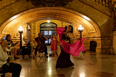 Night at the Museums Make Music (Terese Loeb) Tags: newyorkcity music newyork architecture dancing manhattan cello bellydancing beauxarts