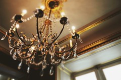 (Stephanie DiCarlo) Tags: travel paris museum europe louvre chandelier thelouvre