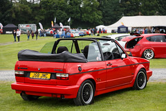 Golf GTI (<p&p>photo) Tags: auto show county uk red england car festival vw germany golf volkswagen shine lakedistrict convertible autoshow german cumbria 1992 autos gti audi cabrio carshow germancar vag ragtop cabriolet kendal vdub volkswagengolf softtop westmorland 2016 showground droptop classiccarshow englishlakedistrict vwgolfgti germancars showshine worldcars volkswagengolfgti germancarshow volkswagengolfgticabriolet cumbriavag westmorlandcountyshowground cumbriavagshow june2016 volkswagengolfgticabrio showshinefestival cumbriavagshowshinefestival j58jmc