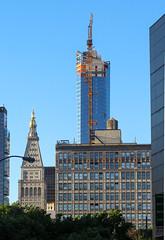 IMG_2367 (kz1000ps) Tags: nyc newyorkcity tower architecture skyscraper construction cityscape realestate manhattan metlife unionsquare residential urbanism development condominium flatirondistrict metropolitanlife 45east22ndstreet